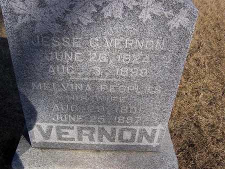 VERNON, JESSIE C. - Boone County, Iowa | JESSIE C. VERNON