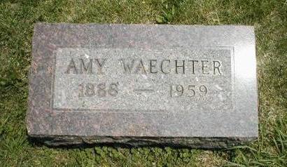 WAECHTER, AMY - Boone County, Iowa   AMY WAECHTER