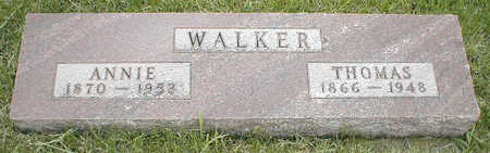 WALKER, THOMAS - Boone County, Iowa | THOMAS WALKER