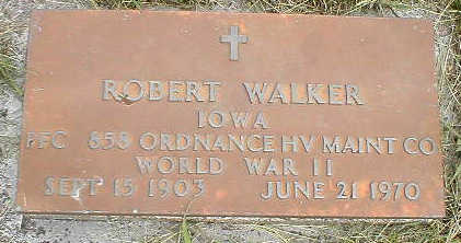 WALKER, ROBERT - Boone County, Iowa | ROBERT WALKER