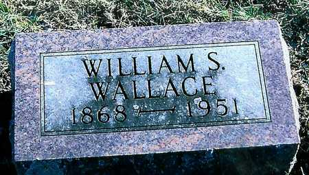 WALLACE, WILLIAMS S. - Boone County, Iowa | WILLIAMS S. WALLACE