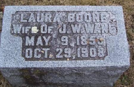 BOONE WANE, LAURA - Boone County, Iowa | LAURA BOONE WANE