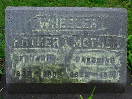 WHEELER, CAROLINA - Boone County, Iowa | CAROLINA WHEELER