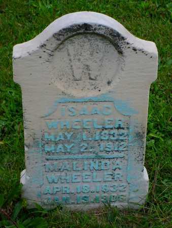 WHEELER, ISAAC - Boone County, Iowa | ISAAC WHEELER