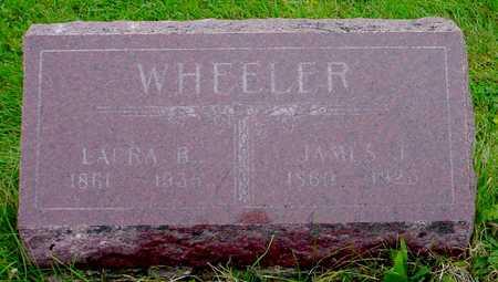 WHEELER, JAMES T. - Boone County, Iowa | JAMES T. WHEELER