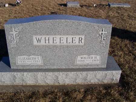 WHEELER, ELIZABETH T. - Boone County, Iowa | ELIZABETH T. WHEELER