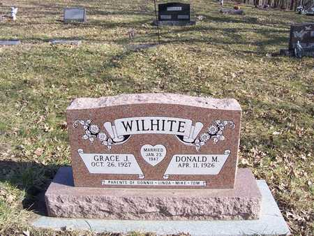 WILHITE, GRACE J. - Boone County, Iowa | GRACE J. WILHITE
