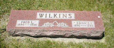 WILKINS, FRED L. - Boone County, Iowa | FRED L. WILKINS
