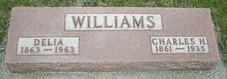 WILLIAMS, CHARLES H. - Boone County, Iowa | CHARLES H. WILLIAMS