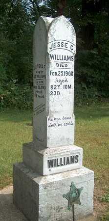 WILLIAMS, JESSE C. - Boone County, Iowa | JESSE C. WILLIAMS