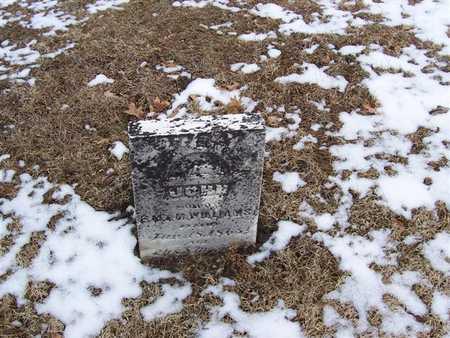 WILLIAMS, JOHN - Boone County, Iowa | JOHN WILLIAMS