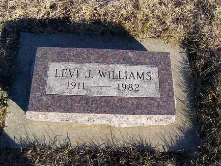 WILLIAMS, LEVI J. - Boone County, Iowa | LEVI J. WILLIAMS