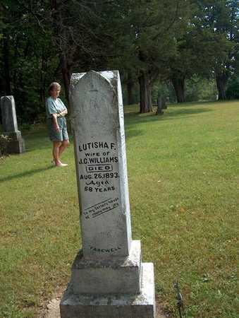 WILLIAMS, LUTISHA F. - Boone County, Iowa | LUTISHA F. WILLIAMS