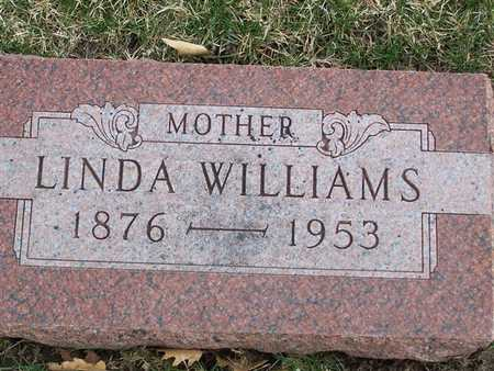 WILLIAMS, LINDA - Boone County, Iowa | LINDA WILLIAMS