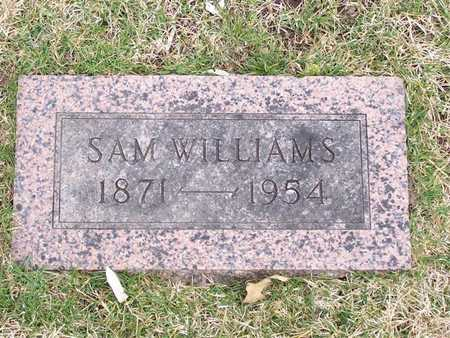 WILLIAMS, SAM - Boone County, Iowa | SAM WILLIAMS
