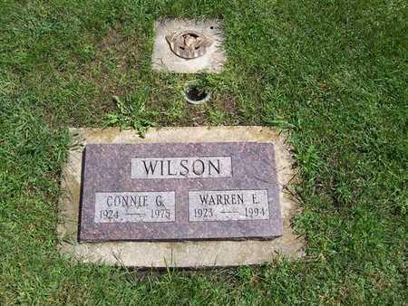 WILSON, CONNIE G. - Boone County, Iowa | CONNIE G. WILSON