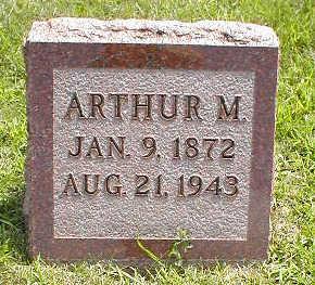 WINGFIELD, ARTHUR M. - Boone County, Iowa | ARTHUR M. WINGFIELD