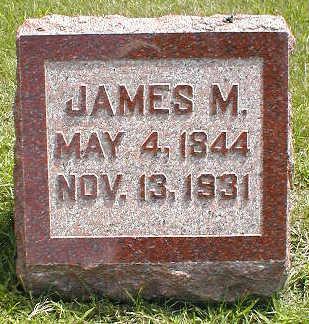 WINGFIELD, JAMES M. - Boone County, Iowa | JAMES M. WINGFIELD