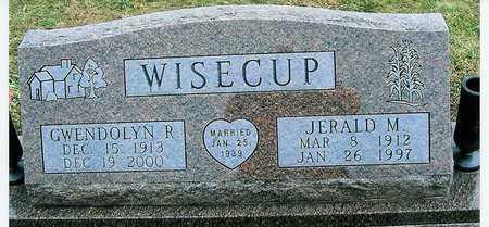 WISECUP, JERALD M. - Boone County, Iowa | JERALD M. WISECUP