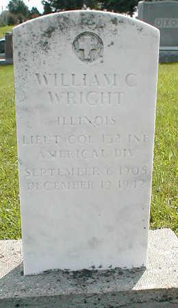 WRIGHT, WILLIAM C. - Boone County, Iowa | WILLIAM C. WRIGHT