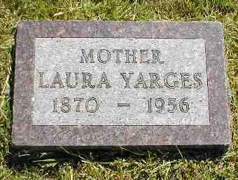 YARGES, LAURA - Boone County, Iowa | LAURA YARGES
