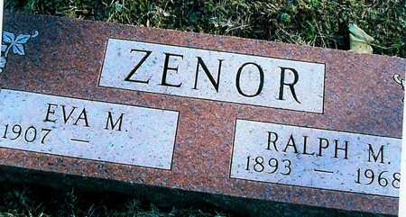 ZENOR, RALPH M - Boone County, Iowa | RALPH M ZENOR
