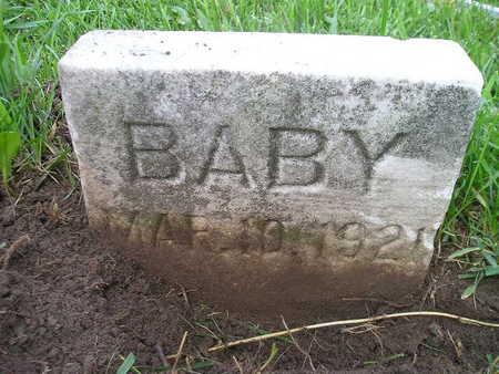 ALBRECHT, BABY (KENNETH) - Bremer County, Iowa | BABY (KENNETH) ALBRECHT