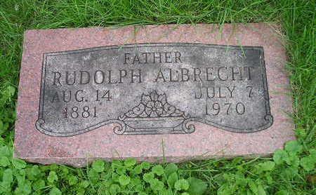 ALBRECHT, RUDOLPH - Bremer County, Iowa | RUDOLPH ALBRECHT