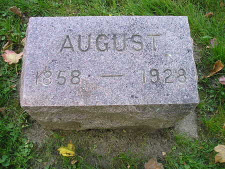 ALBRIGHT, AUGUST - Bremer County, Iowa | AUGUST ALBRIGHT