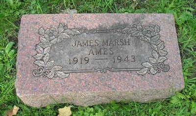 MARSH AMES, JAMES - Bremer County, Iowa | JAMES MARSH AMES