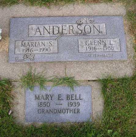 ANDERSON, GLENN L - Bremer County, Iowa | GLENN L ANDERSON