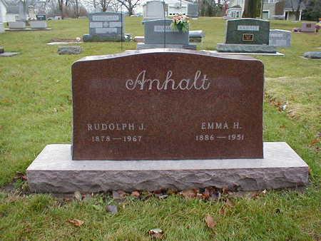 ANHALT, RUDOLPH J - Bremer County, Iowa | RUDOLPH J ANHALT