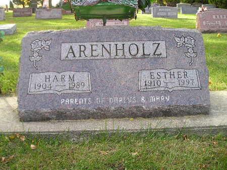 ARENHOLZ, ESTHER - Bremer County, Iowa | ESTHER ARENHOLZ