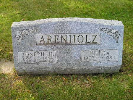 ARENHOLZ, HULDA - Bremer County, Iowa | HULDA ARENHOLZ