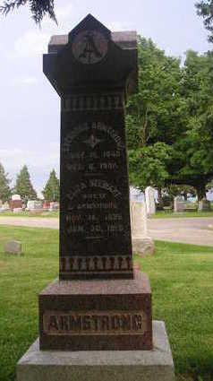 ARMSTRONG, ELIZA - Bremer County, Iowa | ELIZA ARMSTRONG