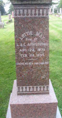 ARMSTRONG, LOTTIE - Bremer County, Iowa | LOTTIE ARMSTRONG