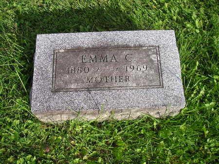ARNS, EMMA C - Bremer County, Iowa | EMMA C ARNS