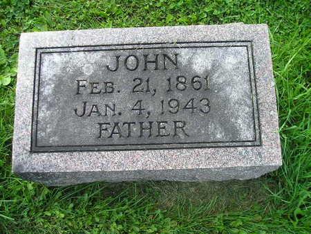 ARNS, JOHN - Bremer County, Iowa | JOHN ARNS