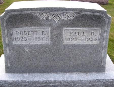 AUBREY, PAUL O - Bremer County, Iowa | PAUL O AUBREY