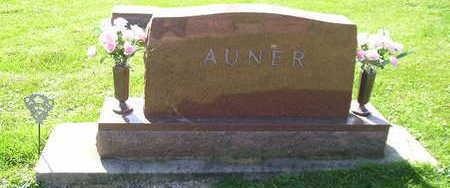 AUNER, ALICE S - Bremer County, Iowa | ALICE S AUNER