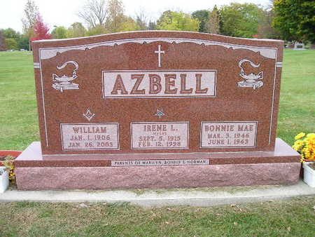 AZBELL, WILLIAM - Bremer County, Iowa | WILLIAM AZBELL