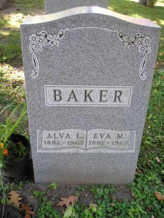 BAKER, ALVA L - Bremer County, Iowa | ALVA L BAKER