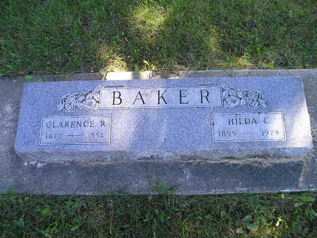 BAKER, CLARENCE R - Bremer County, Iowa | CLARENCE R BAKER