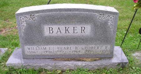 BAKER, WILLIAM F - Bremer County, Iowa   WILLIAM F BAKER