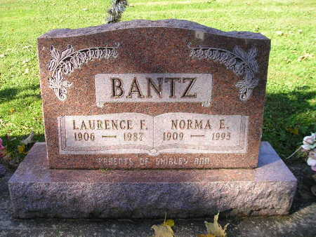 BANTZ, NORMA E - Bremer County, Iowa | NORMA E BANTZ