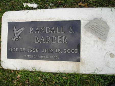 BARBER, RANDALL S - Bremer County, Iowa | RANDALL S BARBER