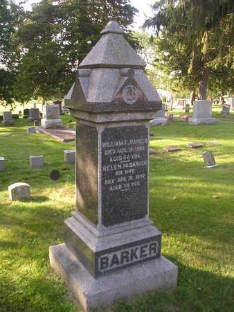 BARKER, HELEN M - Bremer County, Iowa | HELEN M BARKER