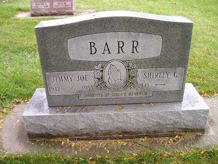 BARR, SHIRLEY G - Bremer County, Iowa | SHIRLEY G BARR
