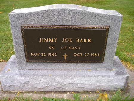 BARR, JIMMY JOE - Bremer County, Iowa | JIMMY JOE BARR