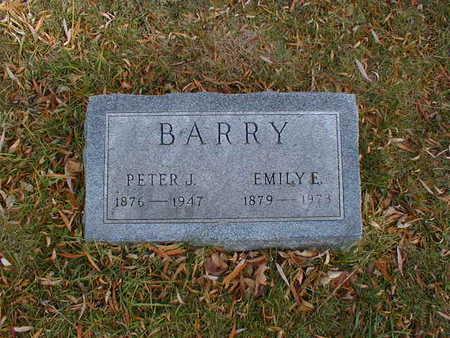 BARRY, EMILY E - Bremer County, Iowa | EMILY E BARRY